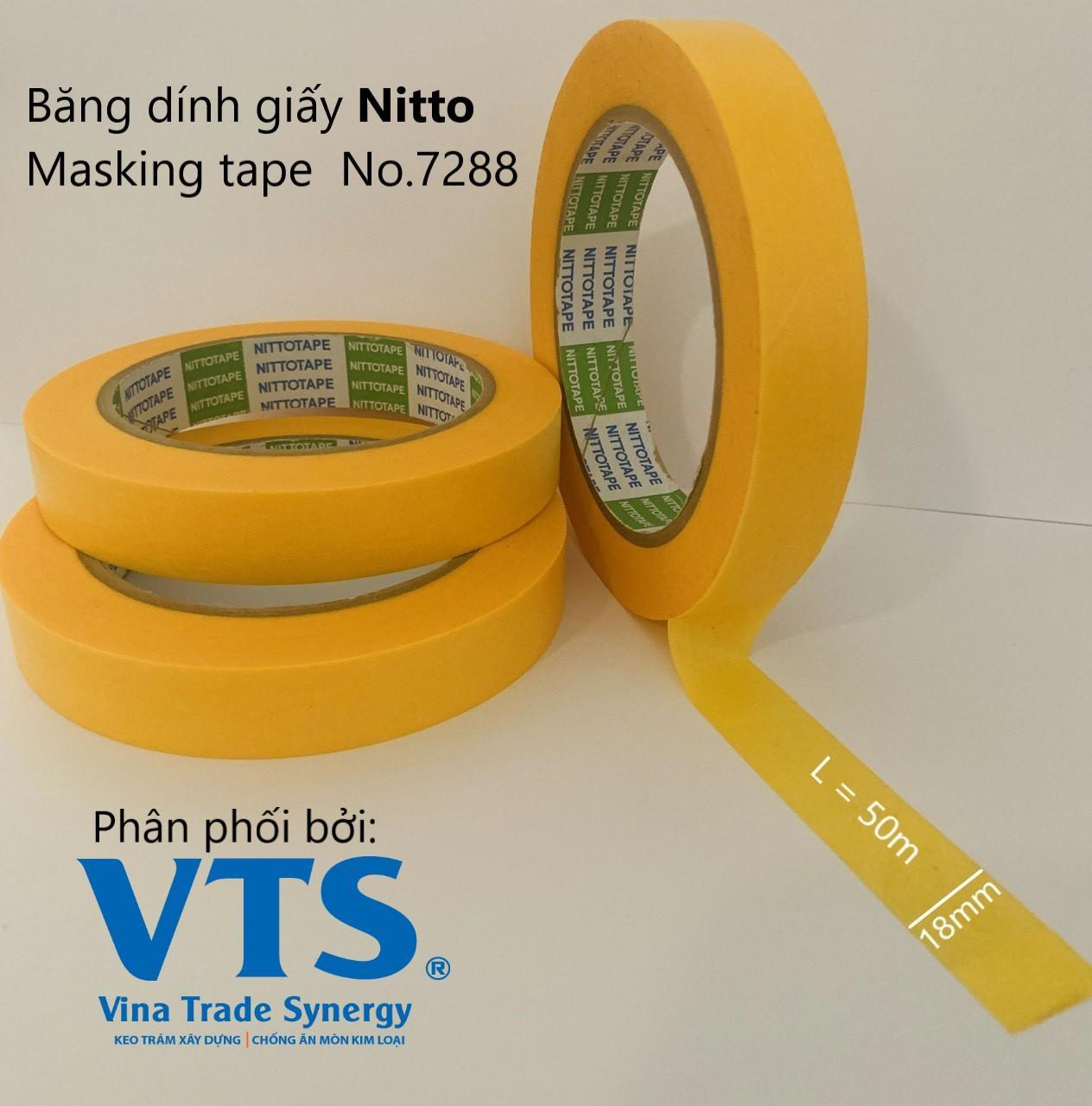 Masking tape No.7288.VTS