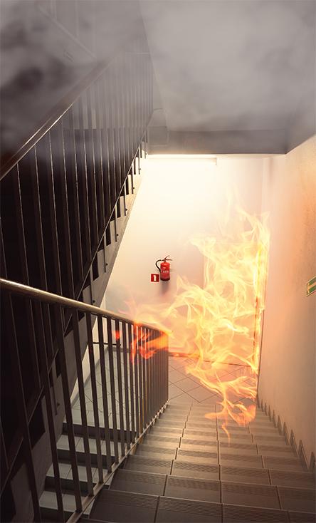 Fire stop sealant