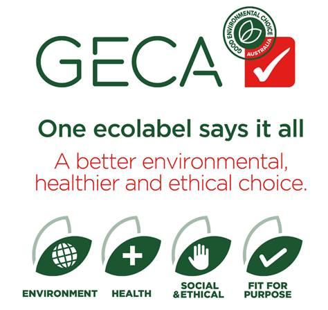 GECA certified MS sealant