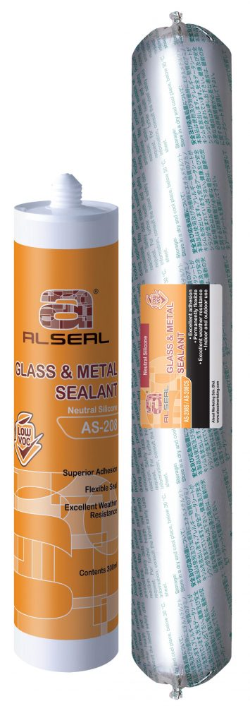 AS 208 silicon sealant