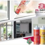 Alseal silicone sealant 1