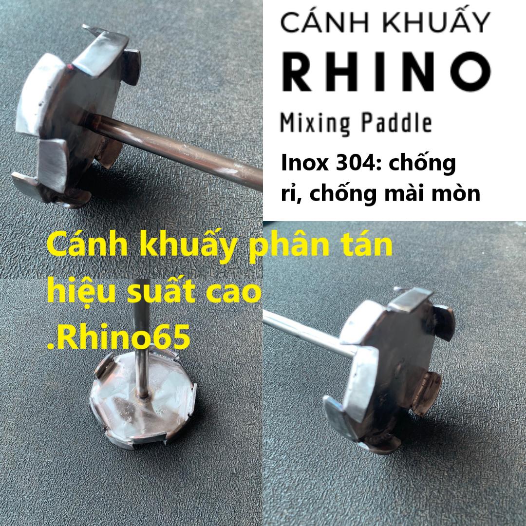 Cánh khuấy phân tán Rhino65