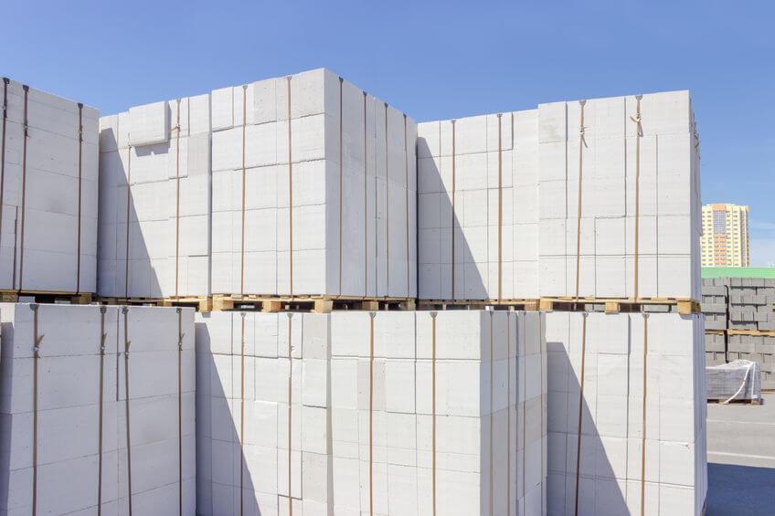 Gạch xây tường AAC block